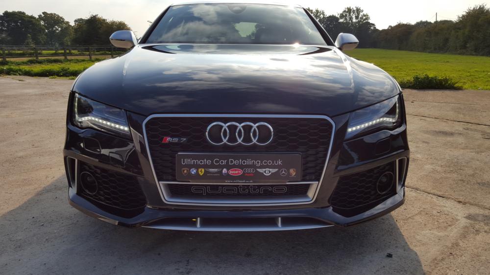 Audi RS7 Bi-Turbo