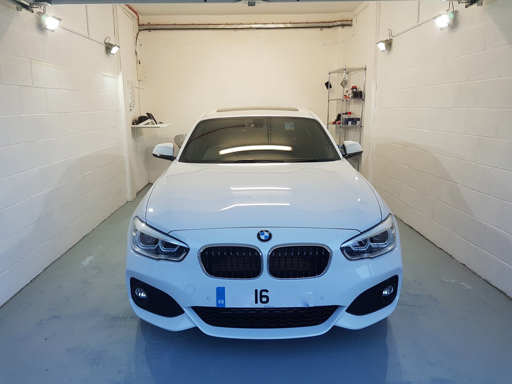2016 BMW 1 Series M Sport