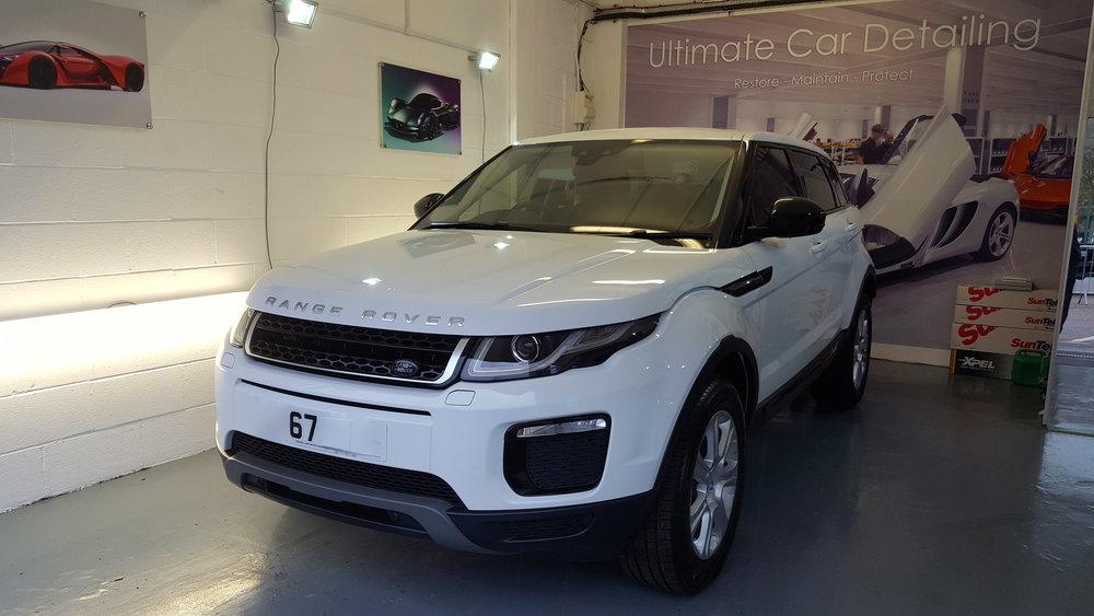 2017 Rang Rover Evoque