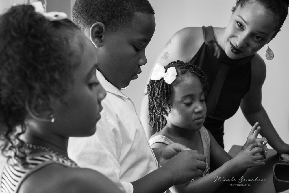 Maryland Family Documentary and Lifestyle Photography, in home, motherhood