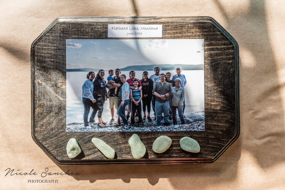 Awesome Vacation Photo Display | Northern Virginia Lifesyle Photographer