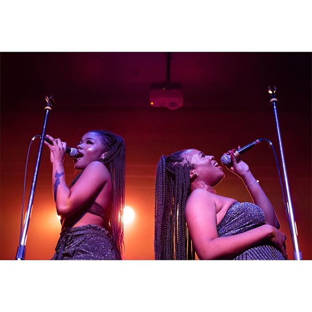 Can we just talk about @vanjess for a second?? Their stage presence was TRULY mesmerizing