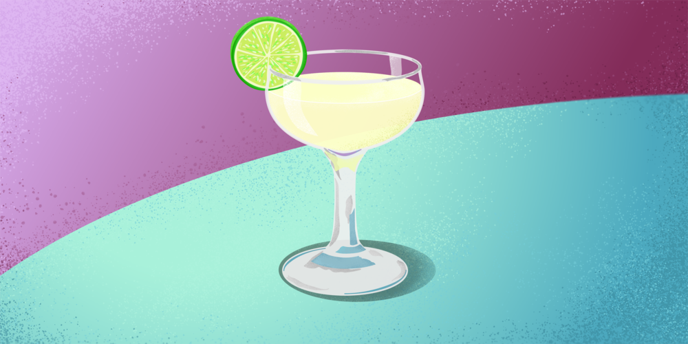 The Daiquiri - Refreshing, Clean, and Crisp
