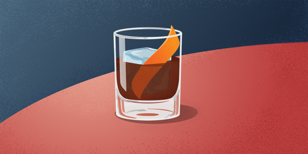 The Old Fashioned - Venerable, Balanced, and Stiff