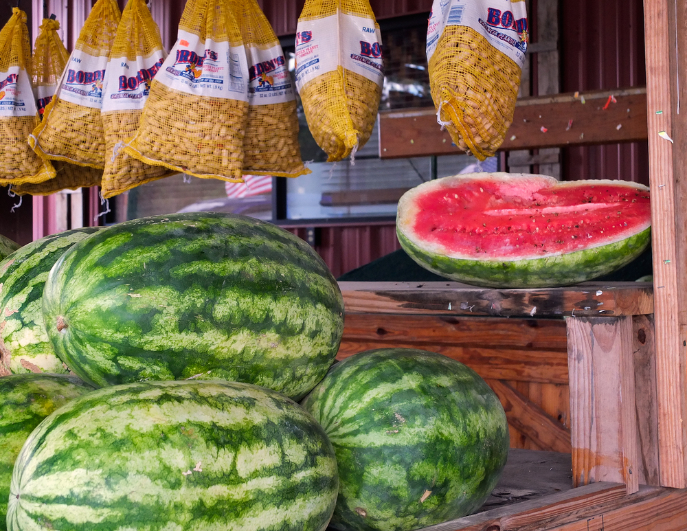 Mississippi Watermelons - Robert Hubbard ©