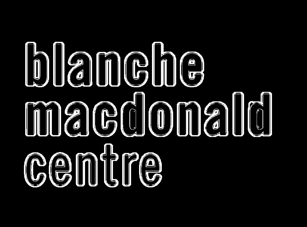 BLANCHE MACDONALD -