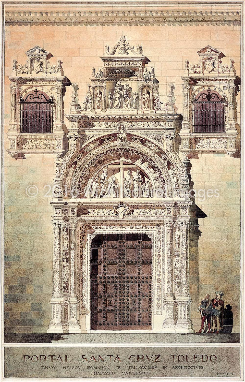 Portal Santa Crvz Toledo
