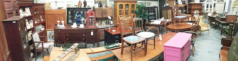 "We have fabulous furniture items ready to take home or ""ready"" for your next Pinterest project!   New items arriving daily!"