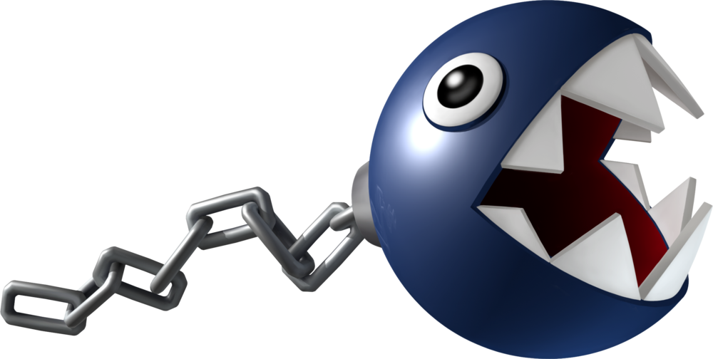 New England Revolution - Chain Chomp