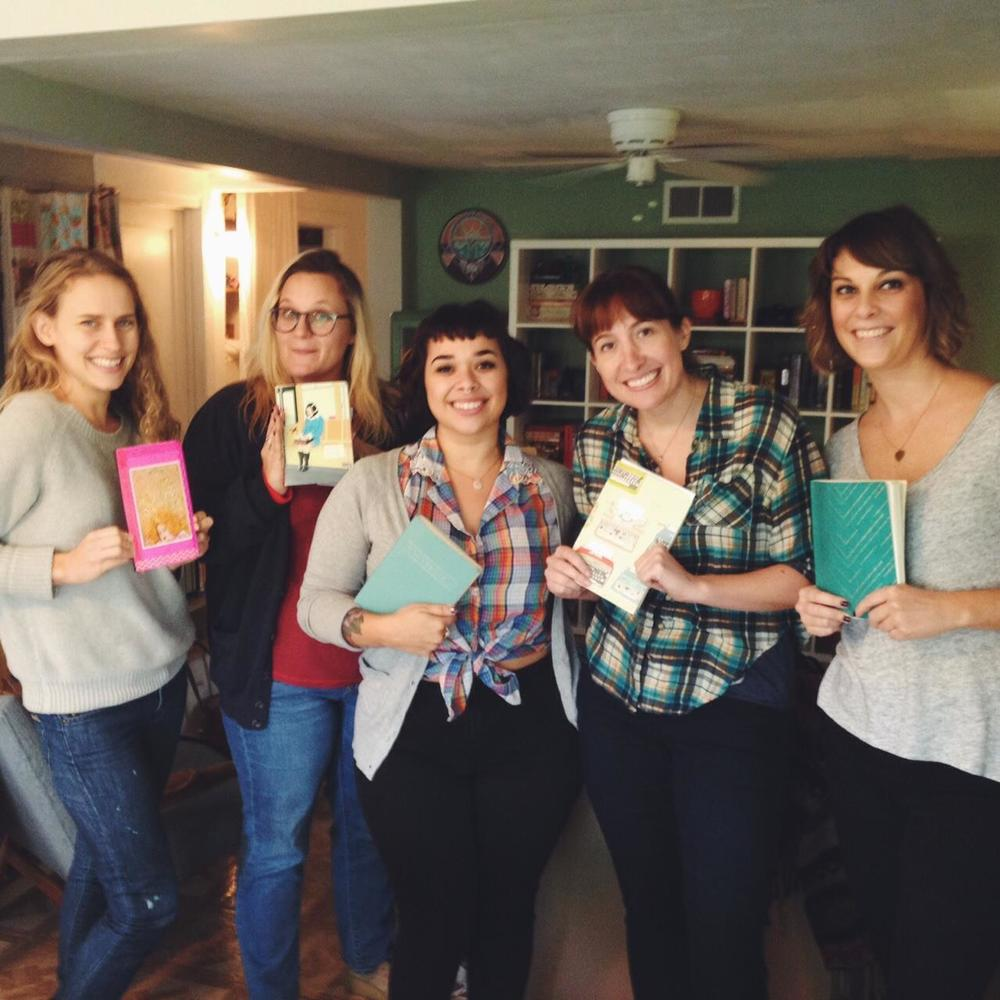 Journaling Workshop 11/2015