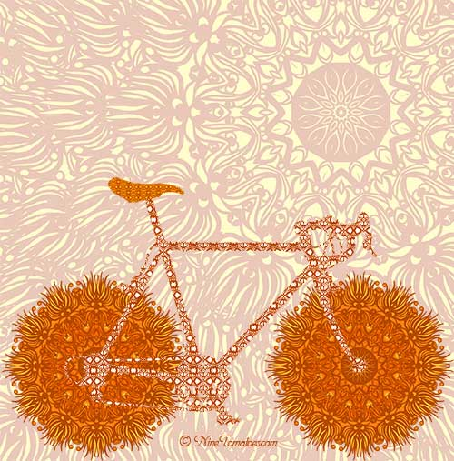 bicycle-meditation