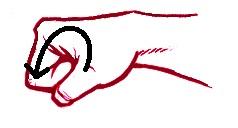fistmitten