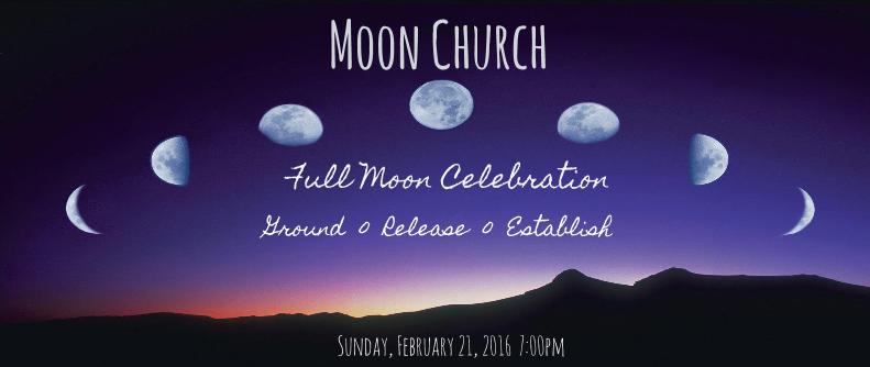 Moon Church February 2016 Registration