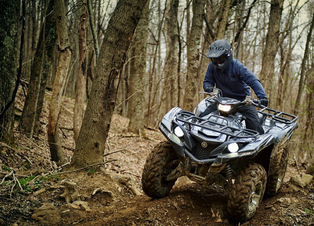 YAMAHA ATV REPAIR