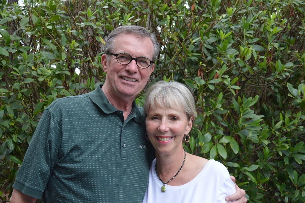 Stew & Judy Brown  Members since 1998