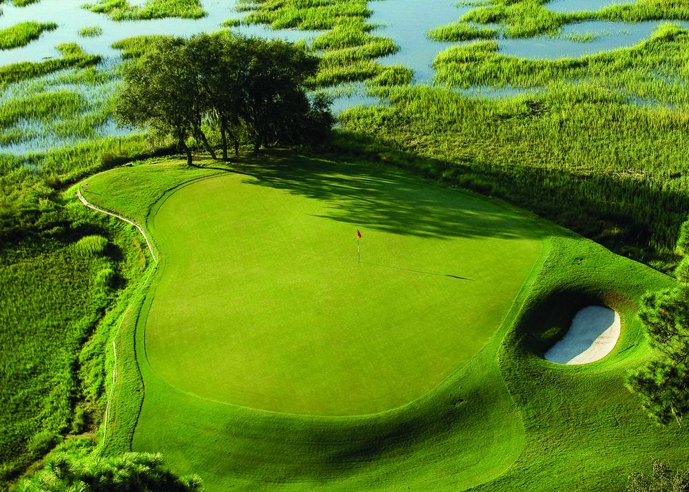 Members Only Pete Dye Golf -