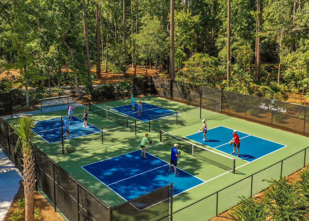 Tennis & Pickleball Center -
