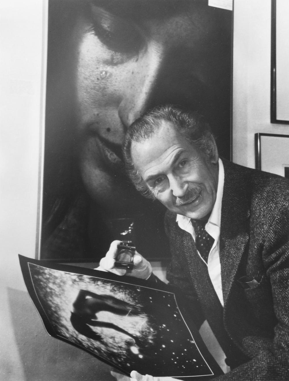 Hal Gould: Self Portrait