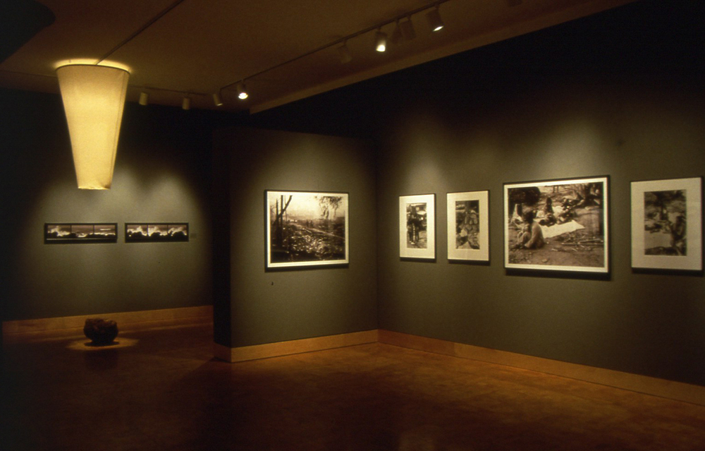 Installation at Friends of Photography, San Francisco. August 1995.