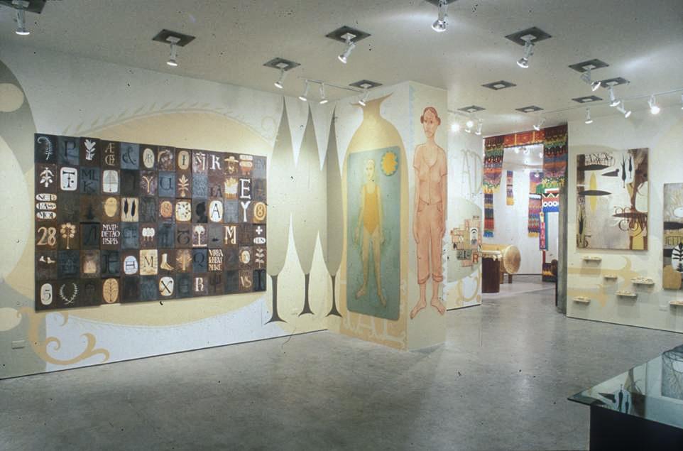 SFAC Gallery, 1996