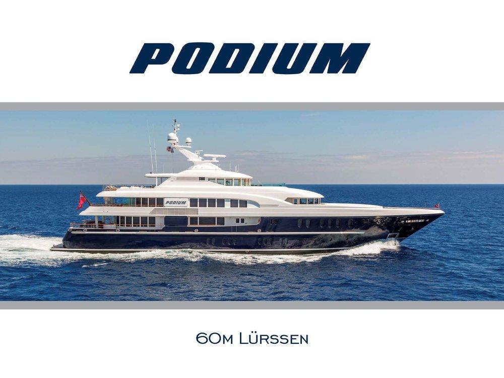 Yacht PODIUM