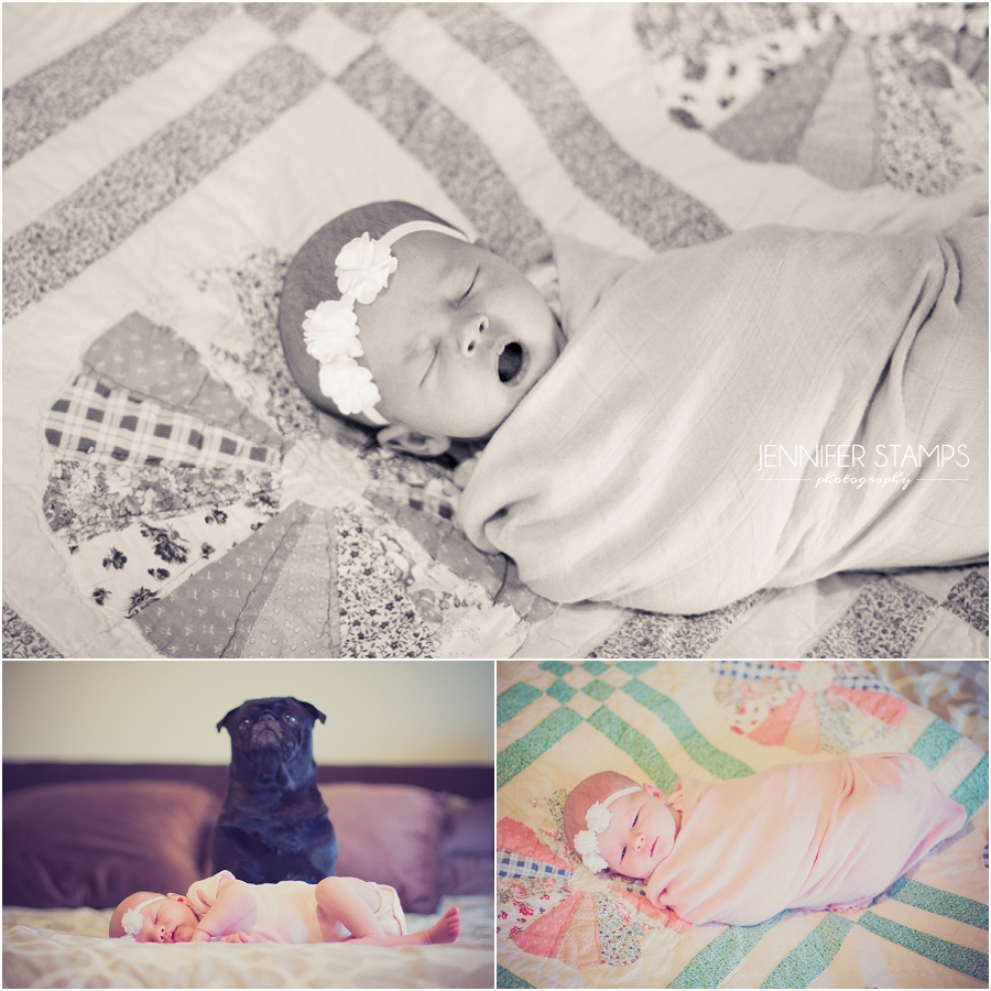Austin Newborn lifestyle photography