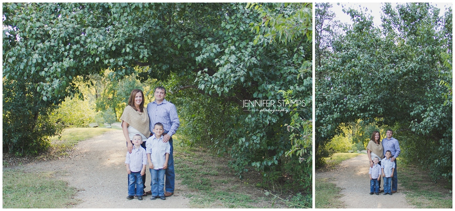 Austin Sunset Family Photography