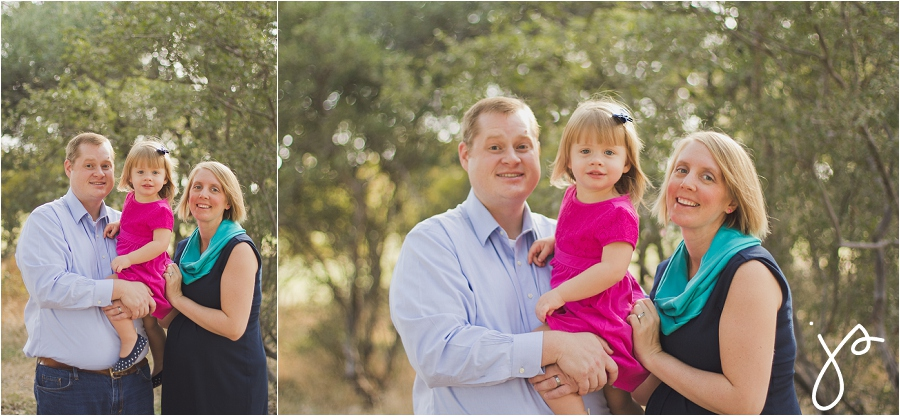 Austin Family Photos at Brushy Creek Park