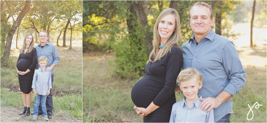 Austin Maternity Photos