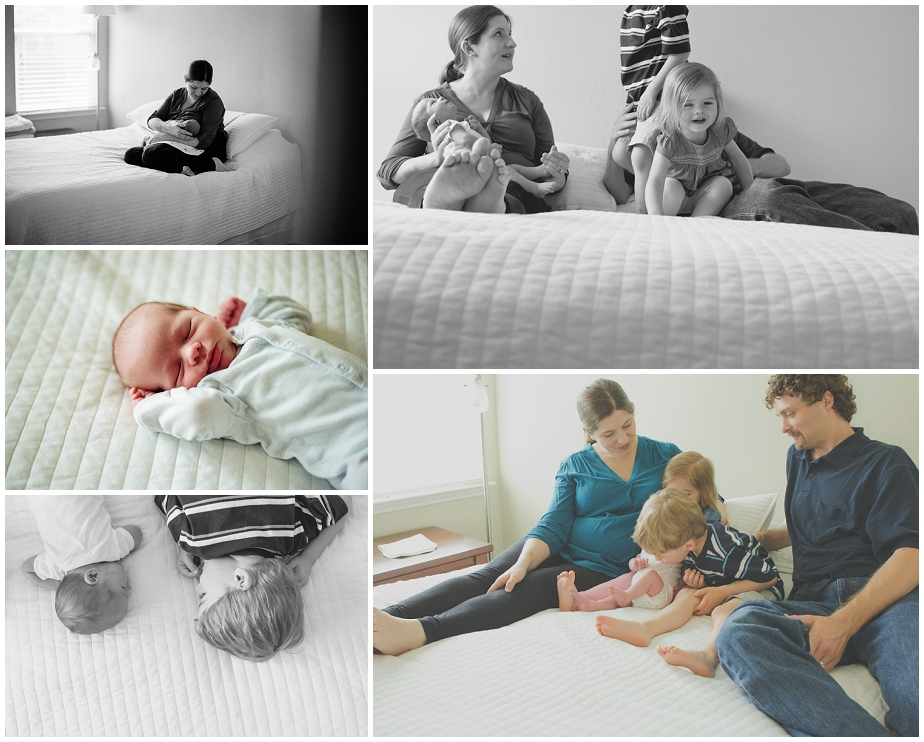 Austin Lifestyle Newborn Photos