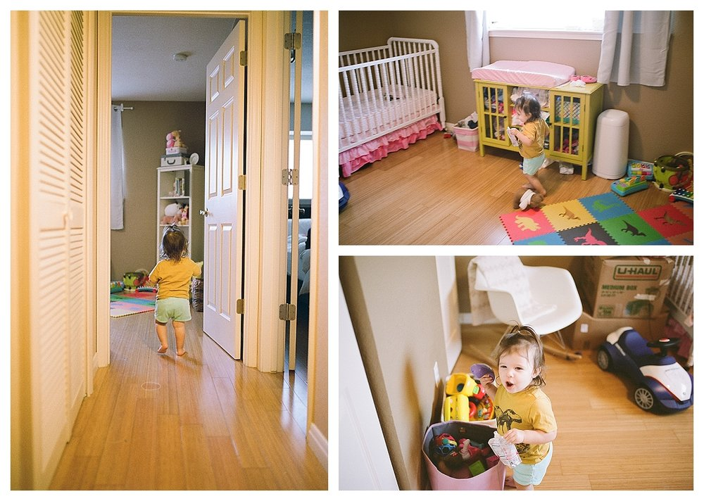 toddler playing, at home family photographer, Austin
