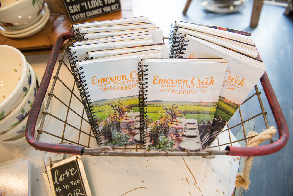 Emerson Creek Cookbook Food styling and handwritten script by Joanna Goss Available  Here