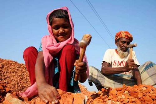 Approximately 3.2 million child laborers are slaves in Bangladesh today.