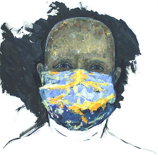 Molly Moldovan (  HSAD Graduate)   , Stigmata II (Mask) ; 2008-2014