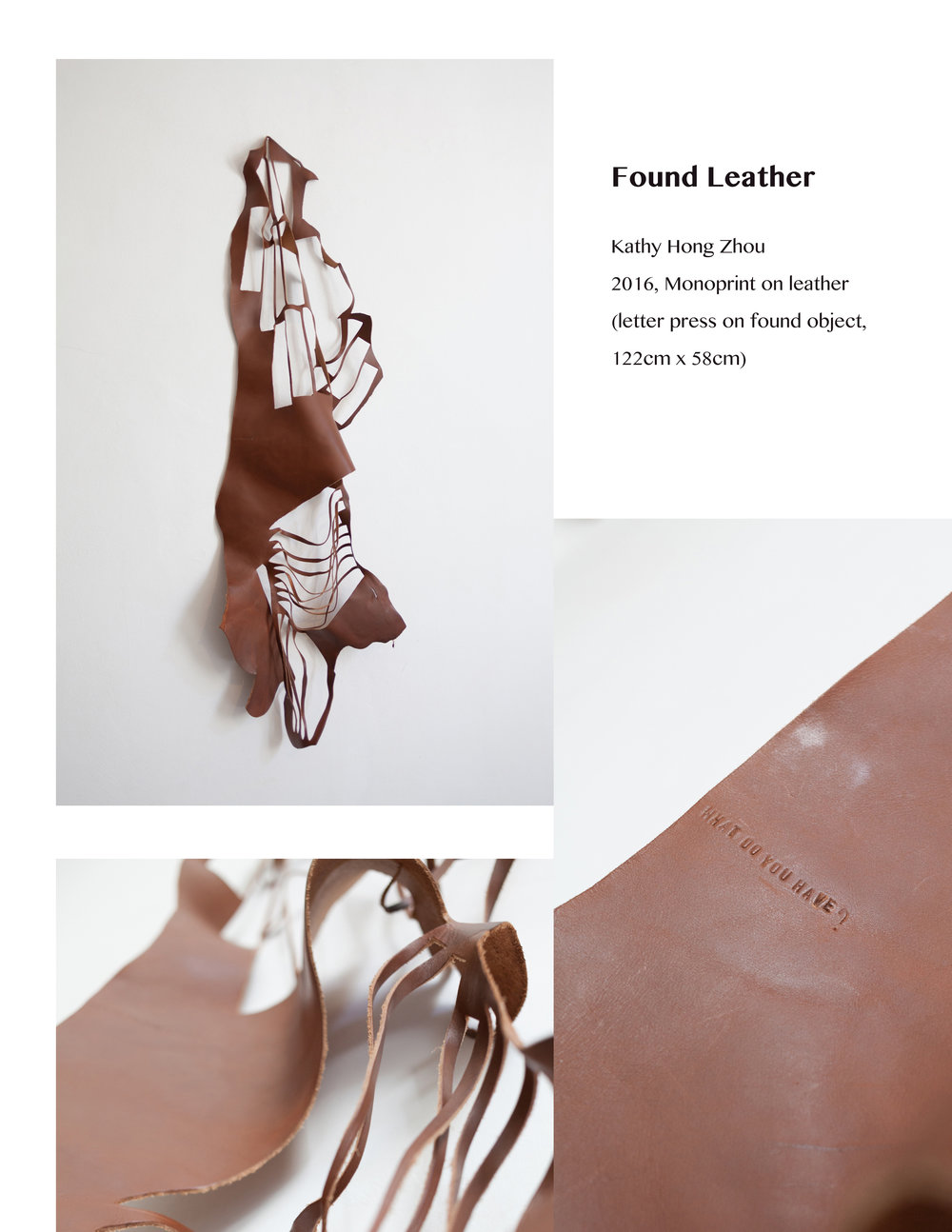 Zhou_Kathy Hong_Found Leather_122cm x 58cm.jpg