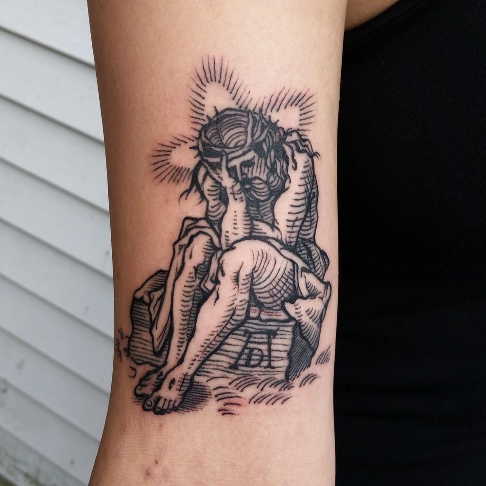 Tattoo Co. — Black Door
