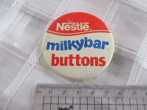 Milkybar Buttons Button