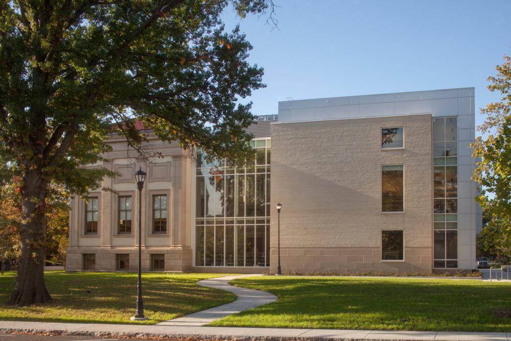 Holyoke Public Library  Holyoke, Mass.