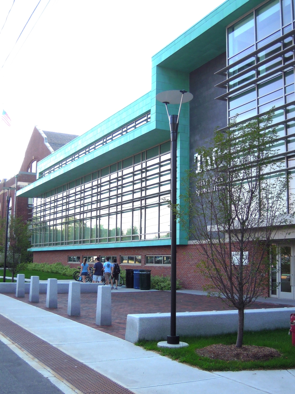 Tufts University        Tisch Athletics Center