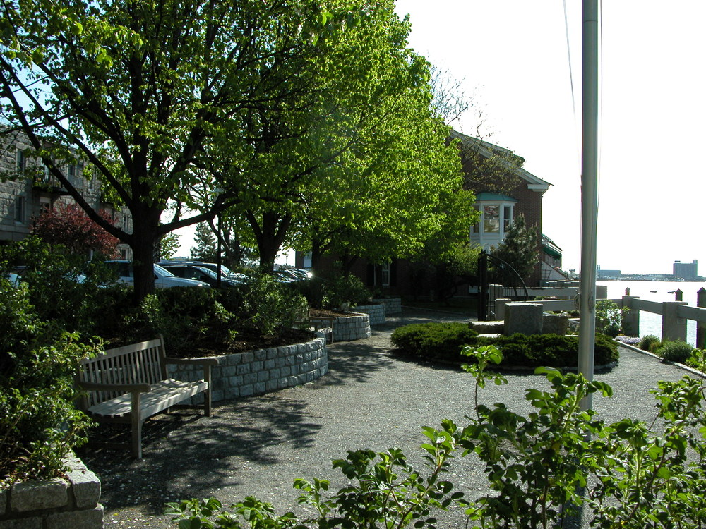 Union Wharf Marine Park   Boston, Mass.