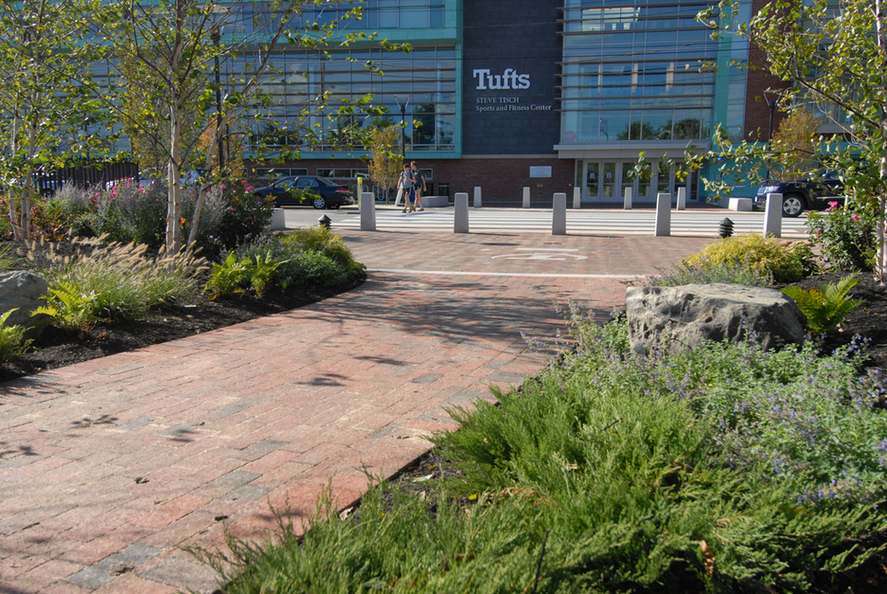 Tufts University             Gateway Garden