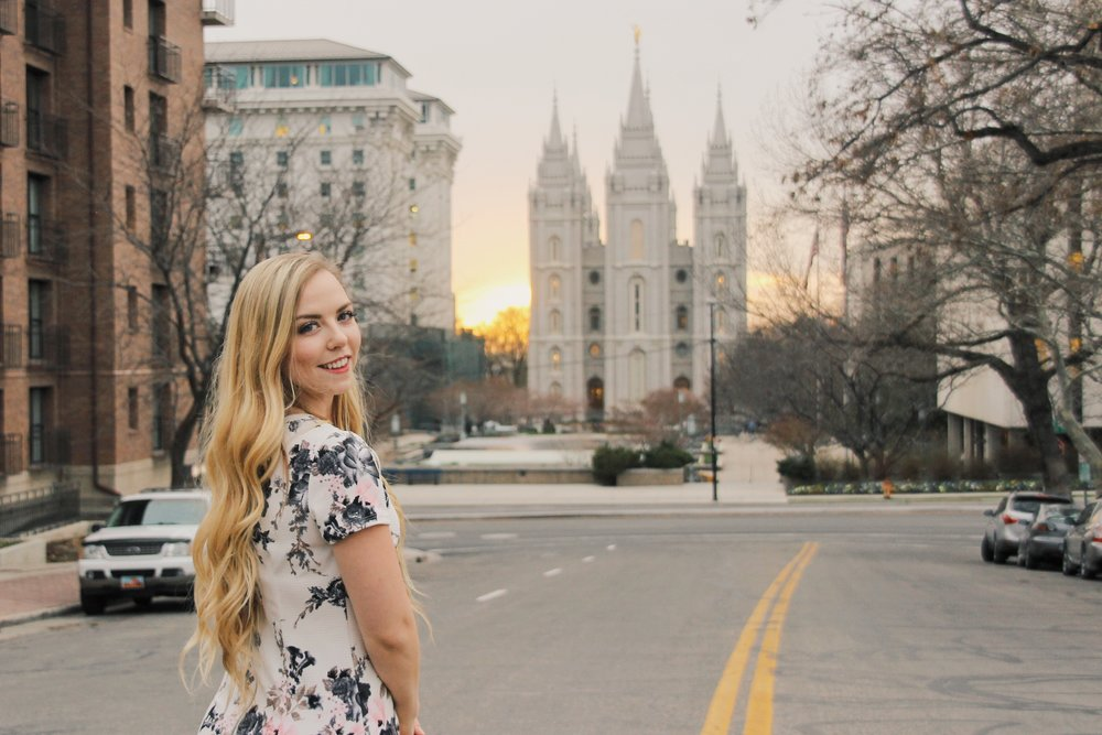 Audge did such a good job with my mission pictures! She is so talented and we had so much fun! They all turned out so good. If you're looking to get any photos taken go through her!  - - Liesl D.