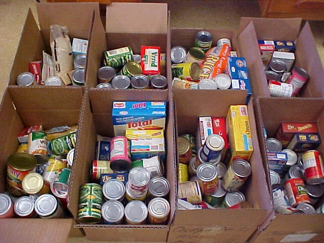 Volunteer at the Second Harvest Food Bank Young Professionals of