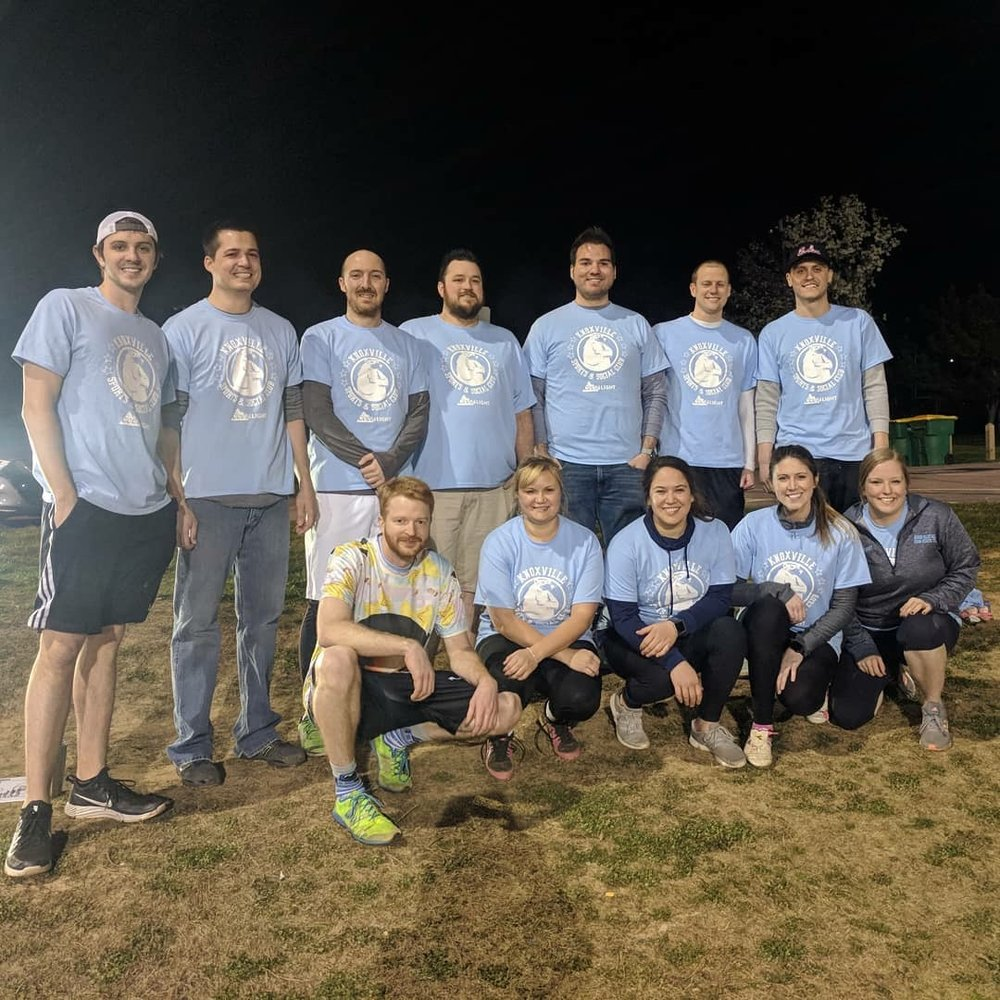 2018 YPK Kickball Team