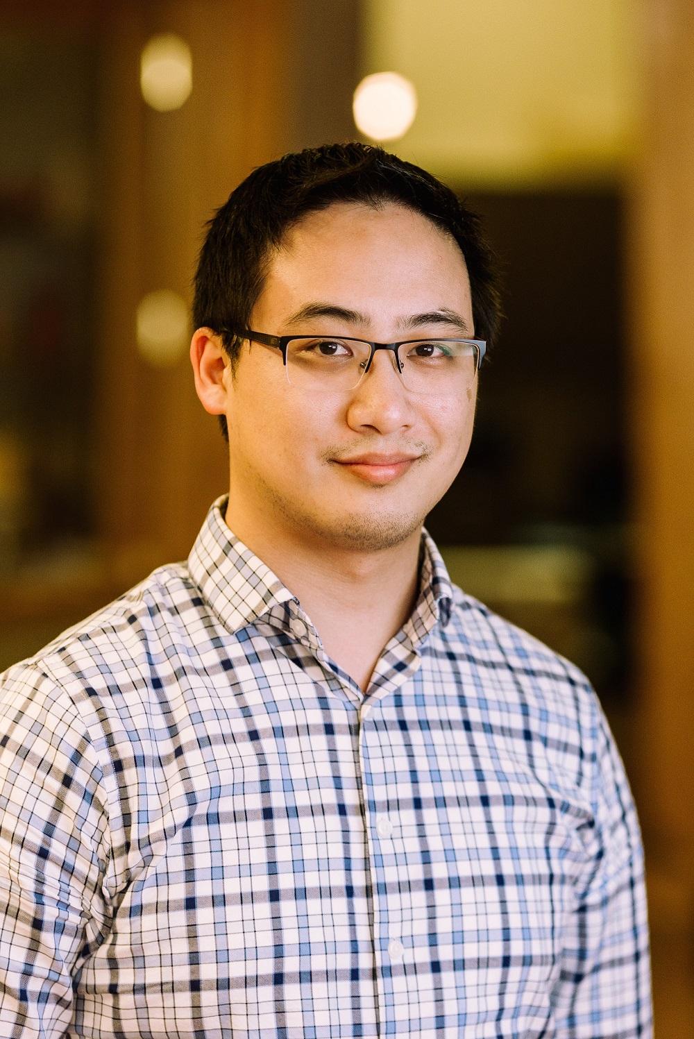 Charles Chin, Senior Associate Data Scientist, KPMG
