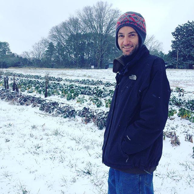 Snow day @lomaxfarm