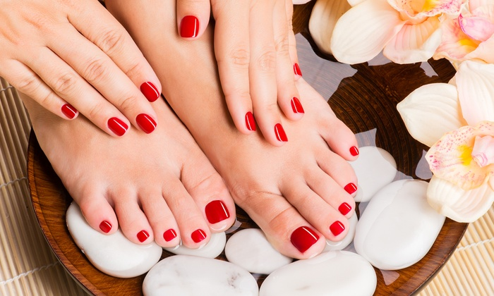 Nail Spa in Hot Springs, Arkansas
