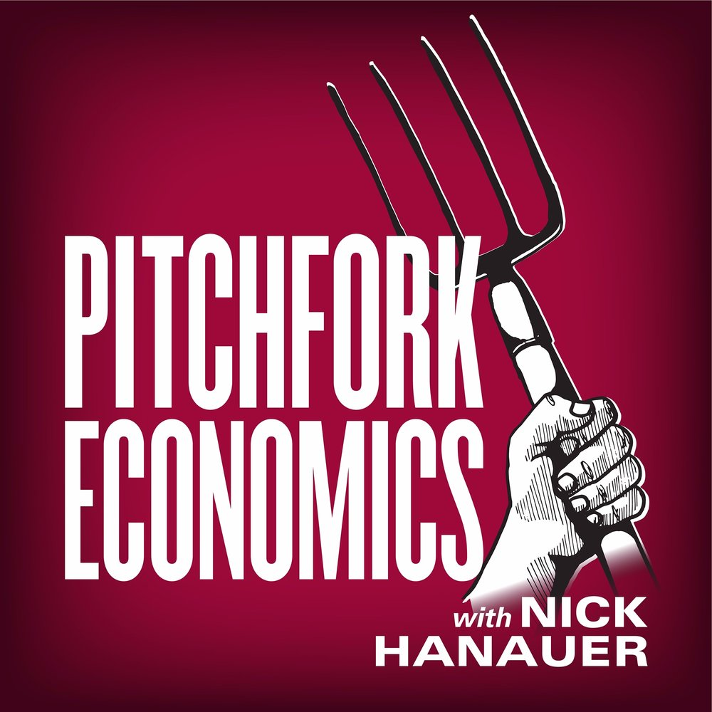 Pitchfork Economics Podcast