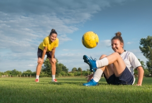 Soccer Heading Not Collisions >> Collisions With Other Players Not The Ball Cause Greatest Risk