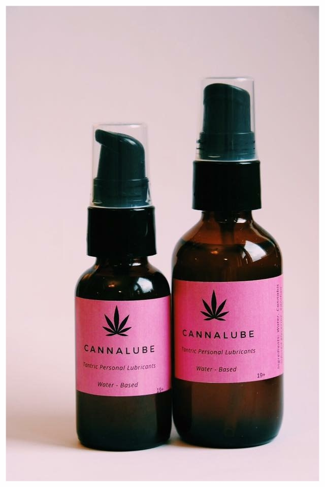 Most Popular Product: Water-based Cannabis Infused Sexual Lubricant